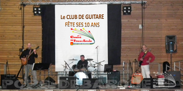 10 ans du club de guitare
