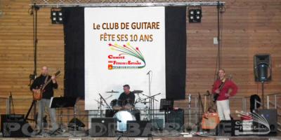 10 ans du club de guitare