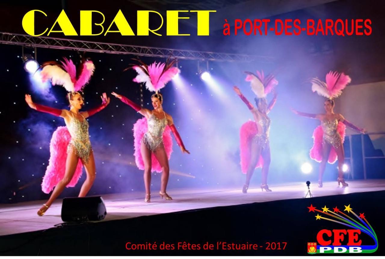 Cabaret PORT DES BARQUES 001
