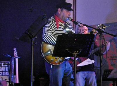 Open mic de novembre