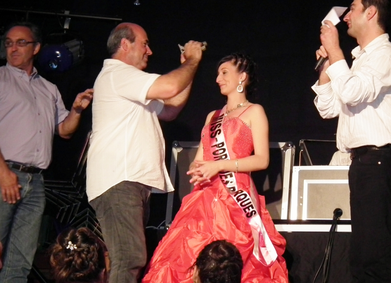 Election Miss Port des Barques 2012