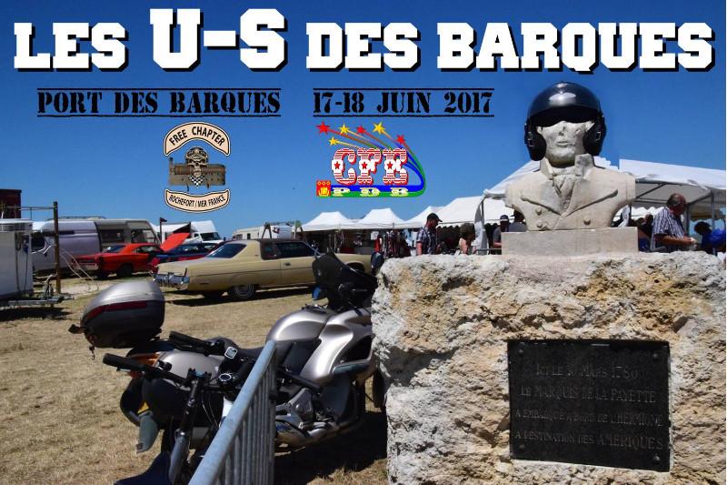 U.S des barques