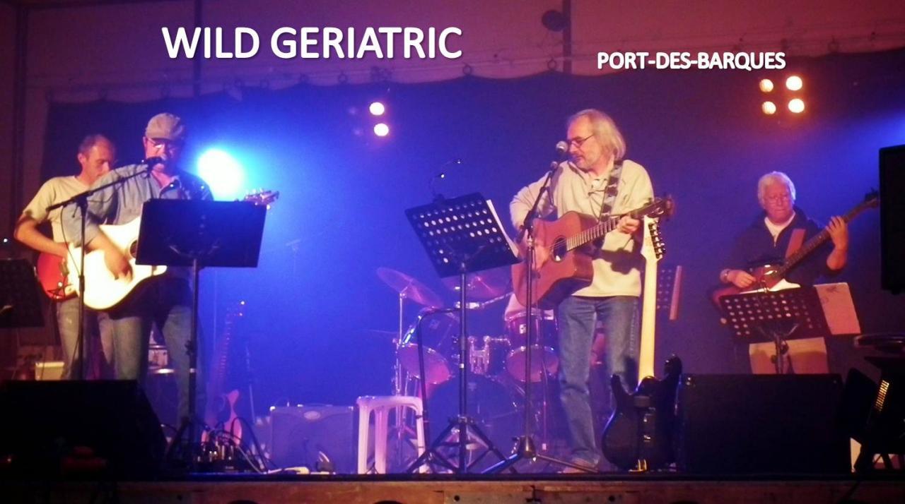 Wild gériatric 001