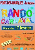 Affiche marche carnaval 2019 v2