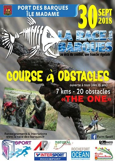 Affiche racedesbarques 2019