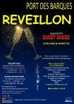 Affiche reveillon 2019