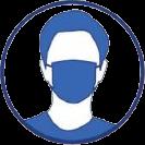 Geste barriere masque