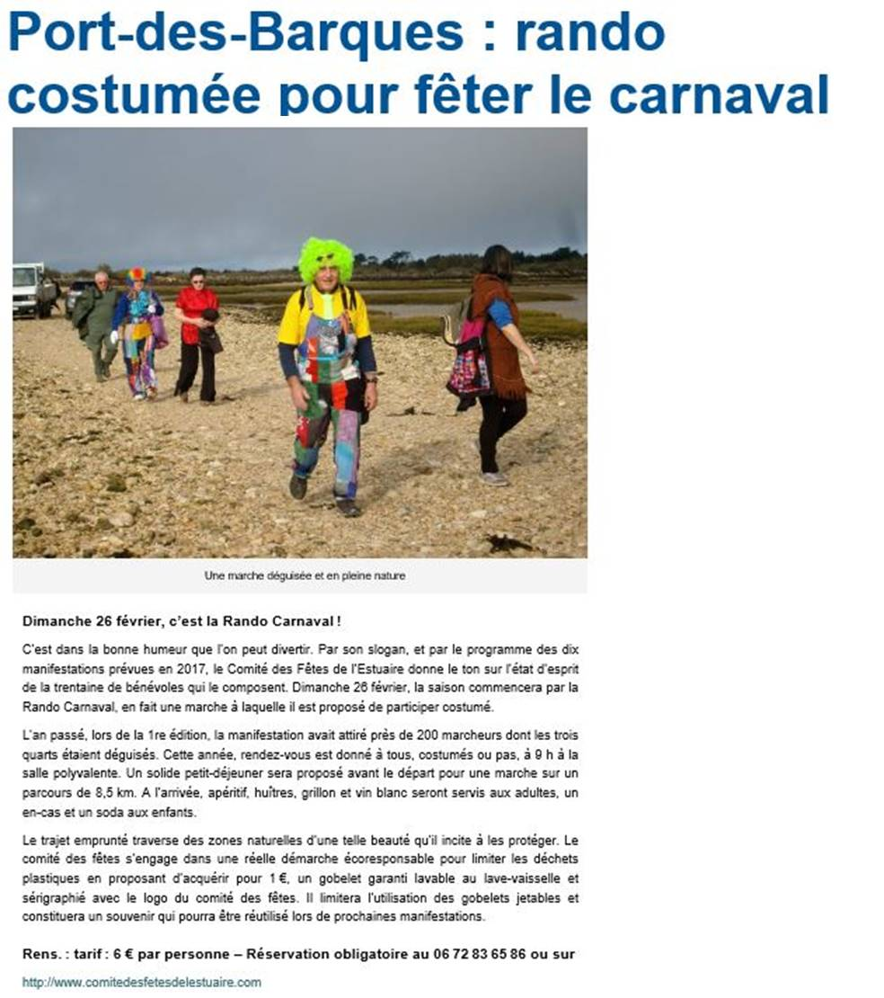 L hebdo17 rando carnaval 2017 2