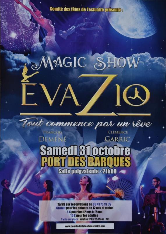 Magie 2020 affiche web